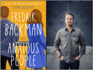 Anxious People: Another Win From Fredrik Backman